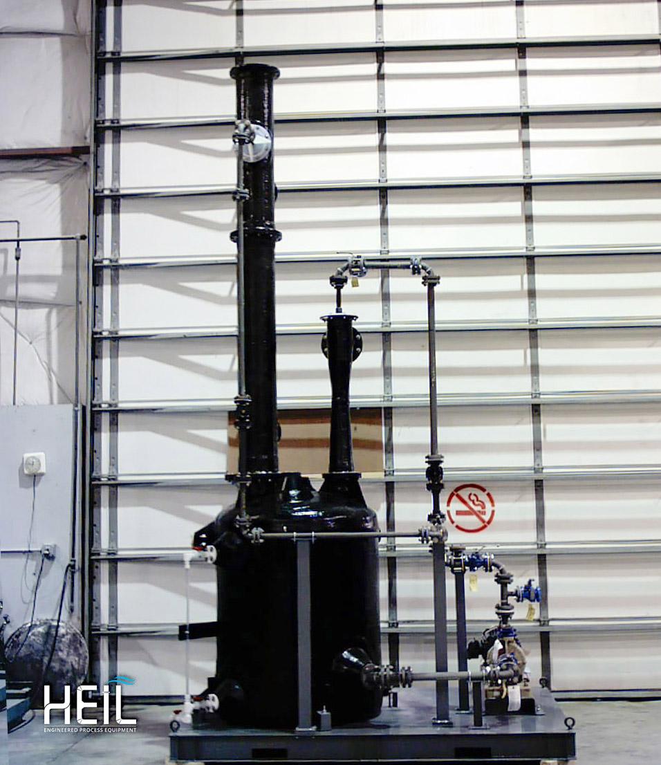 Metallic Water Jet Supply Belarus: Heil Process Equipment